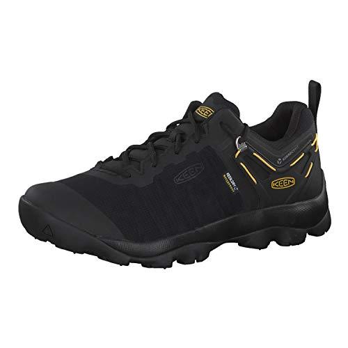 KEEN Herren 1021173_43 Walking Shoe, Schwarz, EU