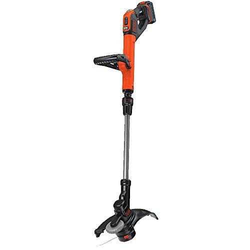 Lowest Prices! BLACK+DECKER LSTE525BT 20V Smartech Max Easy Feed String Trimmer