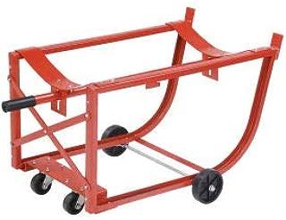 Easy-Steer Drum Cradle for 55 Gallon Steel Drums
