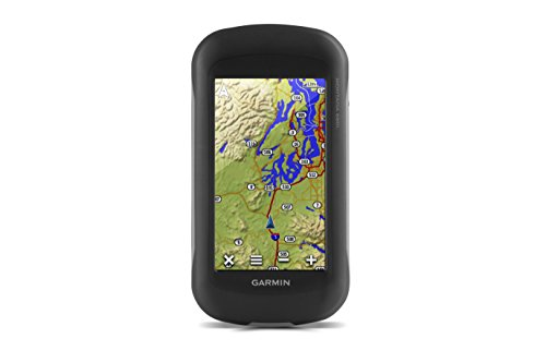 Garmin Montana 680t, Touchscreen Hiking Handheld, GPS/GLONASS and Preloaded TOPO Maps, 8 Megapixel Camera