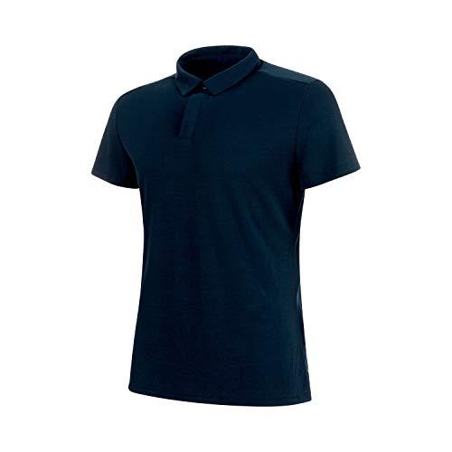 Mammut Herren Polo-Shirt Alvra, Marine, XXL, 1017-00011