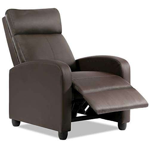 Vnewone sx102-brown recliner chair, Brown