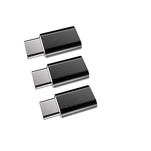 Adaptador USB C Type C to Micro USB adapter - 3PACK Type C to Micro USB adapter - 3PACK