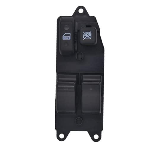YSAZA Nuevo Interruptor de Control de Ventana, Interruptor de Ventana eléctrica, para Toyota Corolla Verso 2002-2007 84820-02111 8482002111