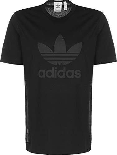 adidas Originals Superstar Warm Up Unisex T-Shirt schwarz