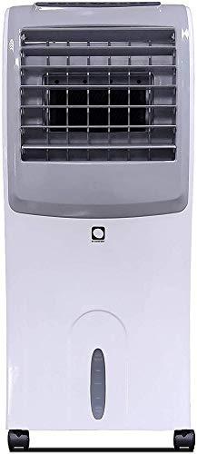 M Confort E1200 Climatizador Evaporativo Portátil, 130 Watts, 10 L, 4 Velocidades, Ventilador Centrífugo, 88 x 38 x 35 cm