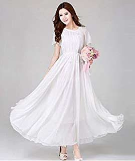 White Color Ladies Women's Fashion Evening Dress Wedding Clubwear Party Dress Night Out & Cocktail
