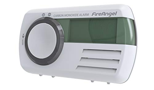 FireAngel CO-9D Digitaler Kohlenmonoxidmelder