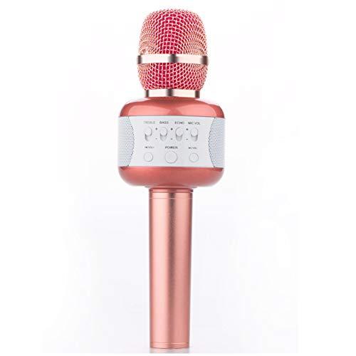 YYZLG Draadloze Karaoke Microfoon Speaker, 106 Mobiele Telefoon Karaoke Draadloze Microfoon Handheld Microfoon Zing Op Elk Tijd