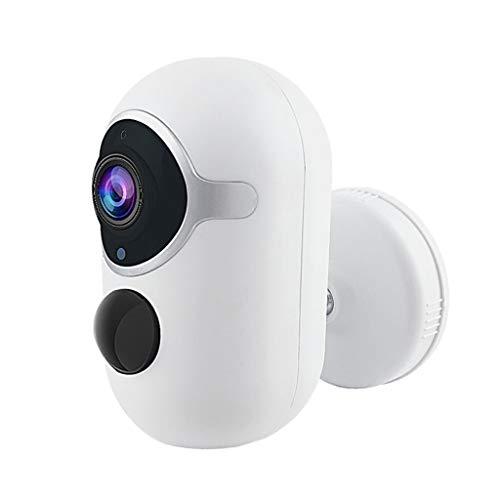 gazechimp Cámara Inalámbrica HD 1080P Cámara WiFi Detección de Movimiento de Audio Bidireccional