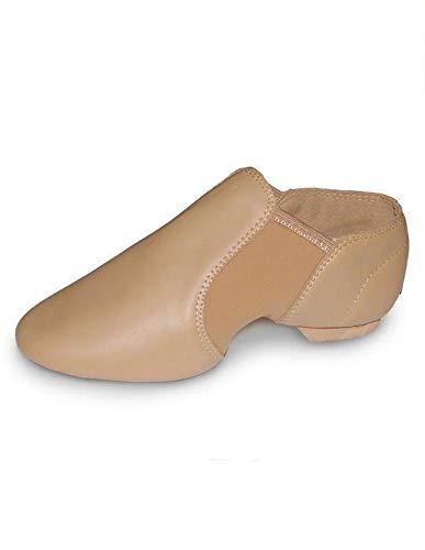 Roch Valley Neoprene Slip on Jazz shoes 2 Black