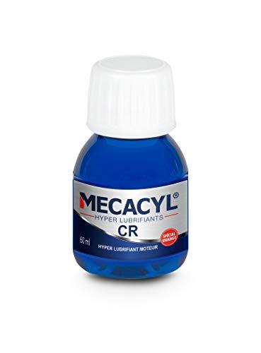 Mecacyl CR - Flacon 60 ML - Hyper-Lubrifiant - Spécial Vidange Moto - Moteurs 4 Temps
