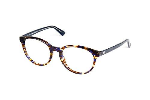 Gucci Brillen Für Frau 3753 17V, Multicolor Tortoise / Black Kunststoffgestell