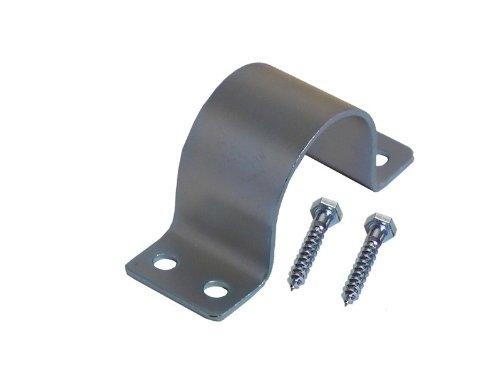 A.S. SAT 46061galvanizado Acero Abrazadera para mástil para Tubos 58–60mm de diámetro