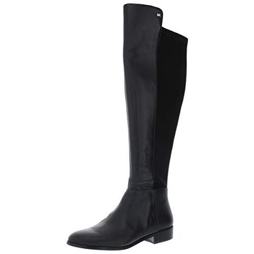 Michael Michael Kors Bromley Nappa Leather Boot 5 Black