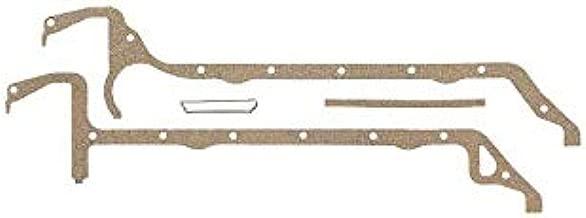 MACs Auto Parts 47-15408 Oil Pan Gasket Set - 4 Pieces - Flathead V8 85 & 90 & 95 HP