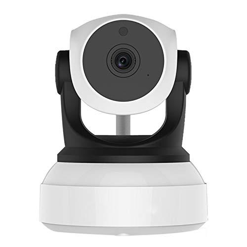 Gaoominy Cámara web inteligente 1080P HD AI de detección de movimiento interior alarma de red de vigilancia cámara inteligente PTZ