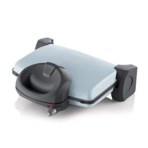 Arzum Toaster Toastmaschine Toast Edelstahl Grill Pastell Sandwichmaker Paninaro, Farbe:Pastell Blau