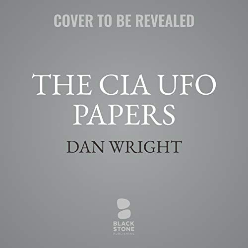 Couverture de The CIA UFO Papers