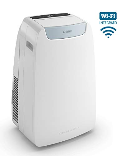 Olimpia Splendid 02027 Dolceclima Air Pro  13 A+ Mobiles Klimagerät WiFi Ready 13.000 BTU/h, 2.93 kW, Natural Gas R290, Design Made in Italy