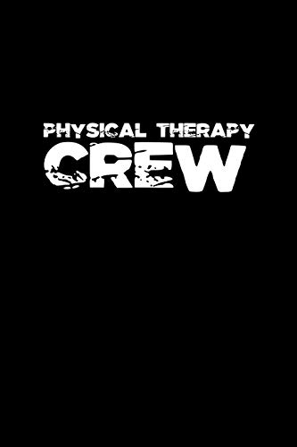 Physical Therapy Crew: Hangman Puzzles | Mini Game | Clever Kids | 110 Lined pages | 6 x 9 in | 15.24 x 22.86 cm | Single Player | Funny Great Gift