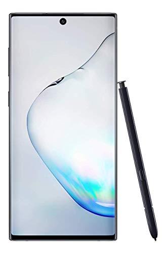 Samsung Galaxy Note 10 Factory Unlocked Cell Phone with 256GB (U.S. Warranty), Aura Black/ Note10 (Renewed)