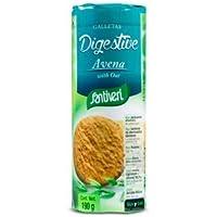 Santiveri Galletas Digestive Avena 190G - 500 g