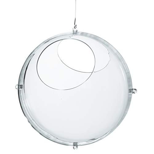 Koziol - Colgando Orion Pantalla Transparente Clara sin drucklogo k1