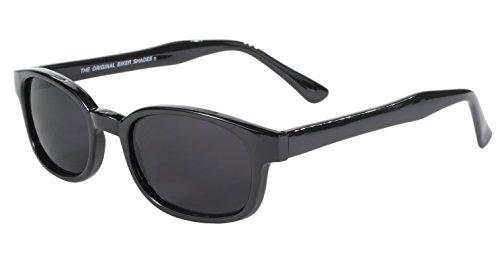 Occhiali da sole KD's grigio scuro 2120 - bikers