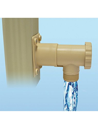 Récupérateur d'eau de pluie rectangle