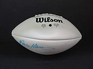 Franco Harris Autographed Signed Wilson NFL Official Football Certified Signature - PSA/DNA Certified