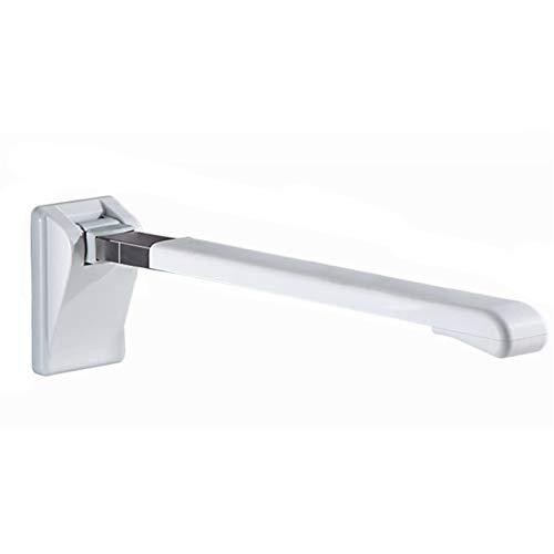 KUNYI Faltbare Armlehne, PU hochfestem Stahl Anti-Rutsch Sicher Barrierefreie Booster for ältere Frauen Geeignet for WC Badezimmer
