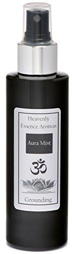 Aura Spray – Mise à la terre 150 ml – Aromathérapie bio 100 % naturelle dans une brume spirituelle délicate