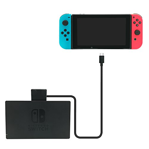 FYOUNG Extender Cable for Nintendo Switch Dock, Support 10 Gbps Data Transfer Rate - 3.28 feet