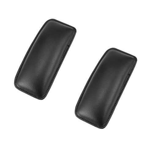 Ncheli 2 pièces Cojín de reposabrazos Universal para Coche, almohadilla de apoyo universal para la rodilla del lado del chofer – Reposabrazos para puerta de coche
