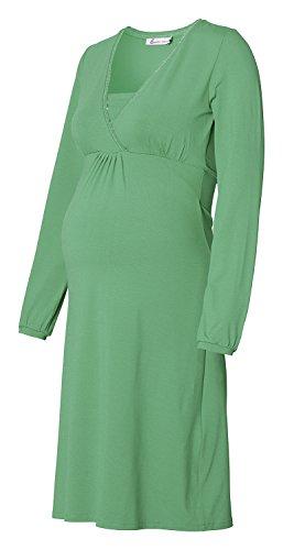 Queen mum Vêtements De Grossesse Female Robe d'allaitement