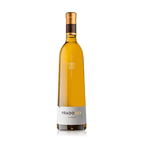 PRADOREY Blanco - Vino blanco - Verdejo - Multivarietal - Vino de la tierra de Catilla y León - Vendimia Nocturna - 1 Botella - 0,75 L