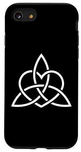 iPhone SE (2020) / 7 / 8 WICCA & WITCHCRAFT & THE OCCULT - WICCAN CELTIC KNOT Case