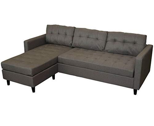 Ecksofa Couch –  günstig KMH® Gemütliches  Oslo Bild 2*