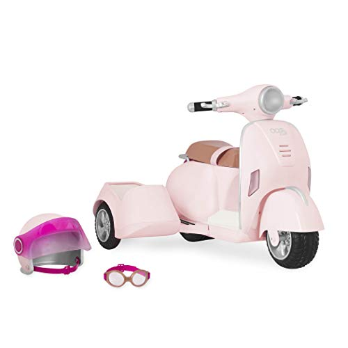 Our Generation Doll Accessory Set - Og Ride Along Scooter - for 46cm Dolls - for Ages 3, 4 and up