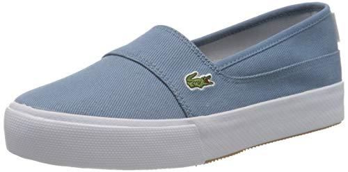 Lacoste Damen Marice Plus Grand 1201cfa Sneaker, Blau (Lt Blu/Wht 2k7), 40 EU