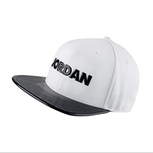 Nike Air Jordan Adult Retro 11 XI Concord Snap Back Hat White/Black