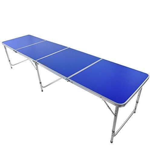 Qii lu Camping Table, Portable Folding...