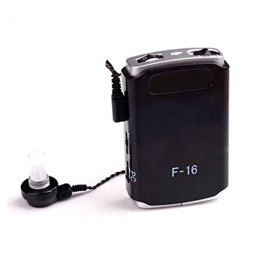 Apparecchi acustici Amplificatore del Suono Personale – Ottimizzatore Vocale e Amplificatore Audio Personale Dispositivi Uditivi da Tasca per TV e Discorsi