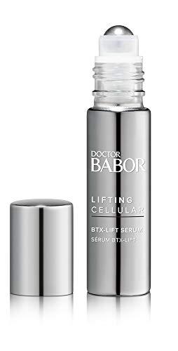 DOCTOR BABOR Lifting Cellular BTX-Lift Serum, Intensivpflege-Serum bei Mimik-Falten mit speziellem Präzisionsroller, vegan, 10ml