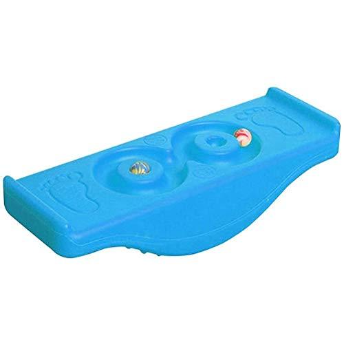 Balance Board Kinder, Pe Curve Board Sensorisches Trainingsgerät Balance Board Kinderspielzeug für Drinnen und draußen, um Koordination und Gleichgewicht zu Fördern