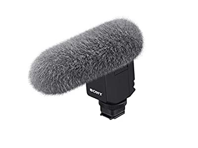 Sony ECM-B1M Compact Shotgun Microphone with Digital Audio Interface