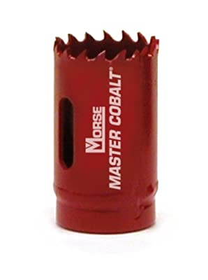 MK Morse AV48 Hole Saw, Bi-Metal Boxed