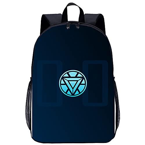 Zaino per laptop Avengers Endgame Borse per la scuola di moda Zaini Borse per la scuola per adolescenti Zaini per ragazzi Tempo libero Borse da viaggio per ragazze Cartelle per la scuola