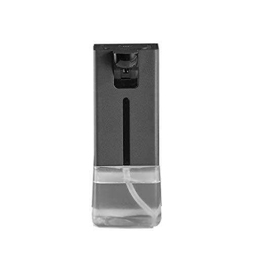 OMYLFQ Dispensadores de loción Mano SanitizerPress-Free Bottle Inducción automática Tipo de Espuma Inteligente Loción doméstica Espuma de Espuma Español Dispensador de jabón jabón